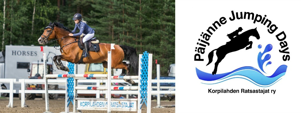 Päijänne Jumping Days 26.-28.7.2019